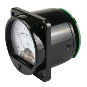 Image 3 - GHXAMP VU Meter Buizenversterker 45mm Pointer LED Level Meter met Achtergrondverlichting voor 3 W 50 W Audio versterker Radio Gal Machine DIY