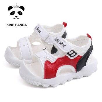 9c4fb29493 KINE PANDA niños sandalias niñas niños bebé niña Sandalias verano playa  deporte correr zapatos 2 3