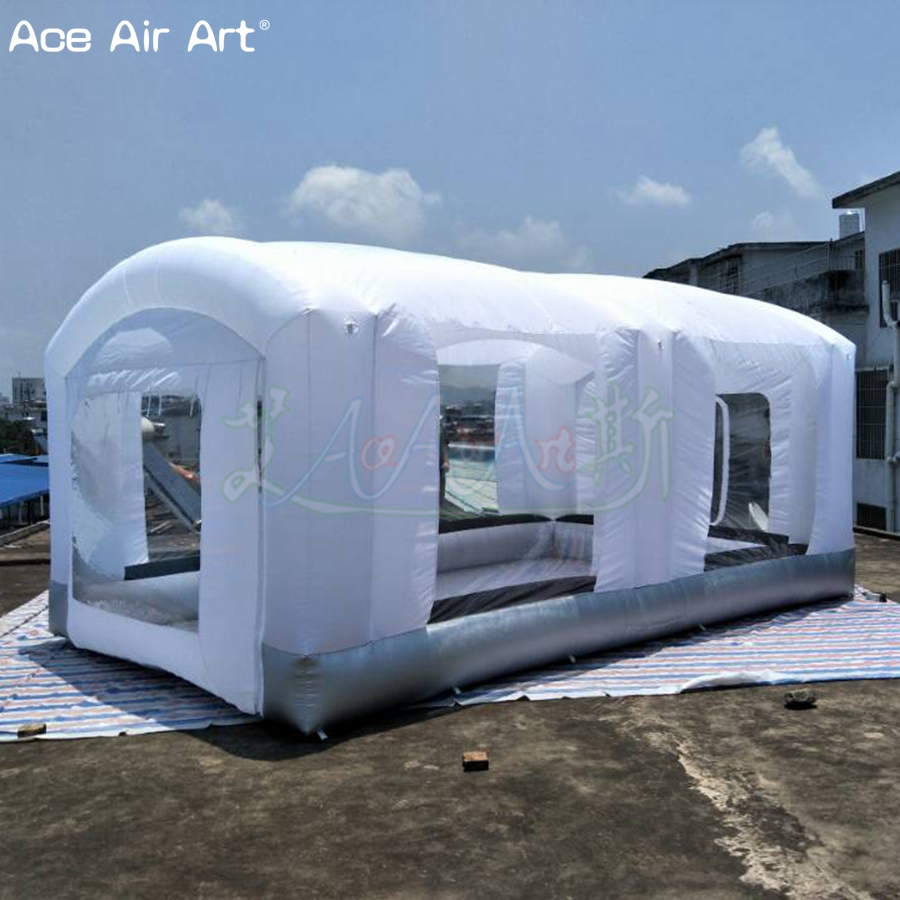 High quality portable inflatable tunnel tent,inflatable ...