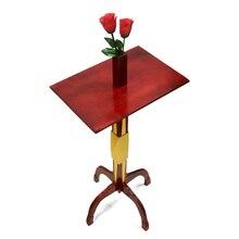 Супер качество люкс плавающий стол с антигравитационной вазой маг сценическая иллюзия, трюк, реквизит фокусы