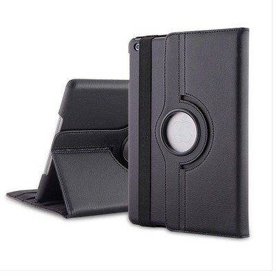 1pc PU Leather 360 Rotating Case Stand Smart Cover Magnetic Rotative Case For Apple iPad mini4