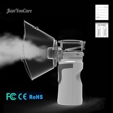 Mini Handheld portable Inhale Nebulizer Mesh atomizer silent inalador usb nebulizador Children Adult Automizer inhaler for kids