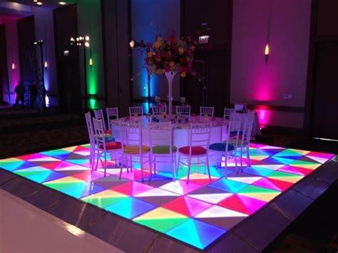 DMX RGB Dancing Floor /1*1m Dancing Panel With Voice ...