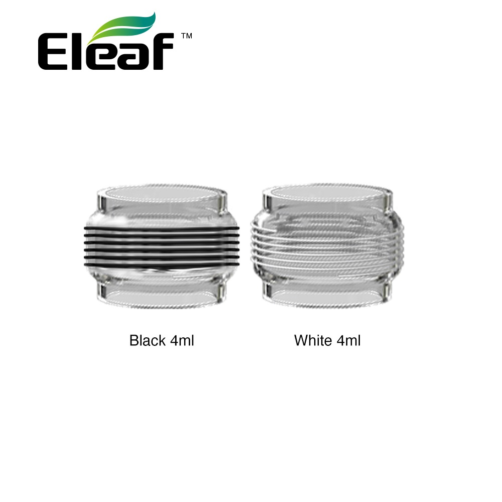 100% Original Eleaf Melo 5 Replacement Tube 4ml Capacity For IStick Rim Kit / Melo 5 Tank Electronic Cigarette Vape Accessory