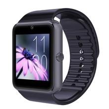 สมาร์ทดูGt08นาฬิกาซิงค์แจ้งเตือนกับซิมการ์ดการเชื่อมต่อบลูทูธสำหรับA Pple Ip Honeโทรศัพท์Androidดูสมาร์ท