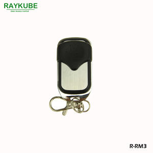 RAYKUBE Single Wireless Remote Control Open Door For Extra Add For Our Control Module