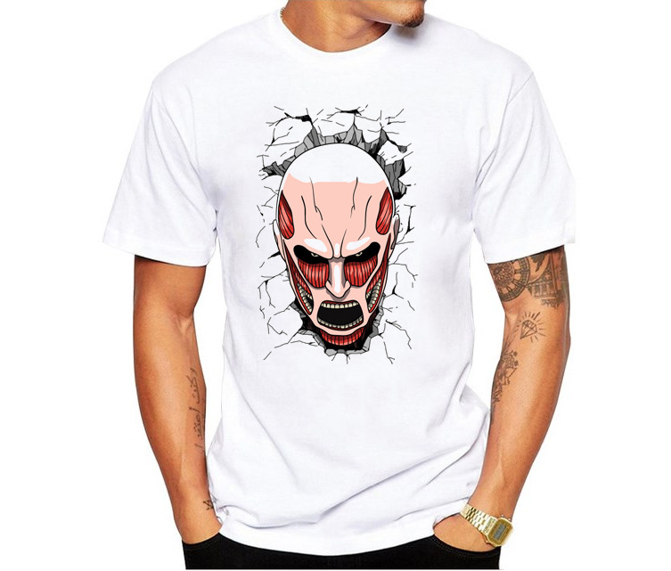 GUMNHU New Pattern Print Mouse T-shirt Men Tops Hip Hop Casual Funny Cartoon Tshirt Homme Comfort Cotton T Shirt Free Shipping