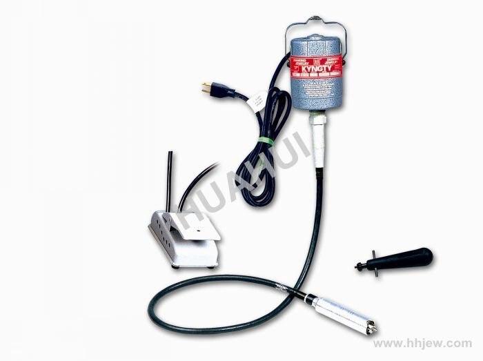 Meilleur service bas prix Flexible arbre machine Foredom moteur CC30, Foredom suspendus moteur, bijoux outils de meulage