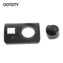 Headlight Fog Lamp Control Switch Cover 4B1941531E For AUDI A6 Quattro C5 RS6 S6