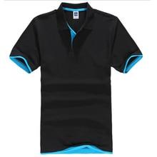 New Turn Down Collar Summer Casual Men's T Shirt