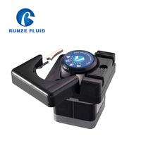 High Precision Chemical Peristaltic Pump Low Pressure