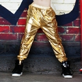 New Fashion women men unisex mid waist street wear club wide leg loose trousers Harajuku stage Performance hip hop dance pant