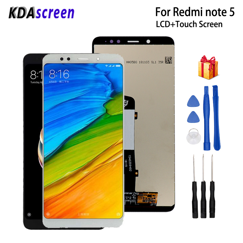 For Xiaomi <font><b>redmi</b></font> <font><b>note</b></font> <font><b>5</b></font> <font><b>LCD</b></font> Display Touch <font><b>Screen</b></font> Digitizer Phone Parts For <font><b>Redmi</b></font> <font><b>note</b></font> <font><b>5</b></font> <font><b>Pro</b></font> <font><b>Screen</b></font> <font><b>LCD</b></font> Replacement Free Tools image