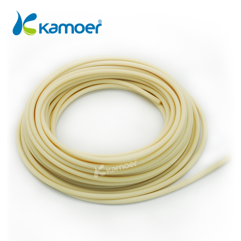 Kamoer various size Peristaltic pump tube Norprene tube pipe high corrosion resistance kamoer khs high precision dc motor peristaltic pump with norprene tube for garden watering and sweeping robots