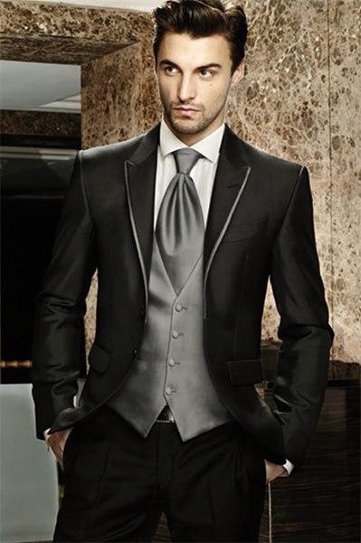 2015 hombres de vestido de boda es adecuado para cuerpo delgado ...