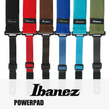 Ibanez GSF50 POWERPAD Guitar Strap for Guitar or Bass Adjustable Strap with Neoprene Pad ibanez gsd50 design guitar strap
