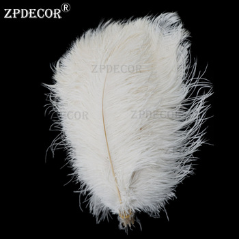 14-16 Inch  35-40CM Frist-Grade Ostrich Feathers for DIY Jewelry Craft Making 1