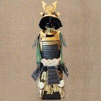 Creative Retro Oda Nobunaga Japanese Little Helmets Knight Model Dining Room Decoration Decoration Crafts Souvenirs