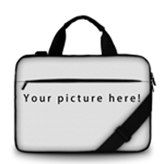 2016 New Custom design DIY canvas Laptop Bag 15 canvas Laptop Case 15.6 Mens Shoulder Bag for Macbook Air 13 Pro 13 Case