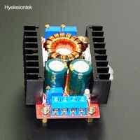 10-30 V à 12-35 V augmenter CV CC 150 W 10A DC DC Boost convertisseur voiture LED d'alimentation pilote chargeur régulateur de tension réglable