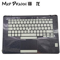 MAD DRAGON Brand Laptop Replacement UK Palmrest Upper Cover Case Dell LATITUDE 7470 E7470 With fingerprint hole Y4WD7 0Y4WD7