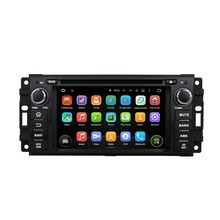 6.2 Inch Android 5.1 Quad Core Car DVD Player For Chrysler/JEEP For Sebring 2006 Free 8GB MAP Card Radio Car Multimedia Player
