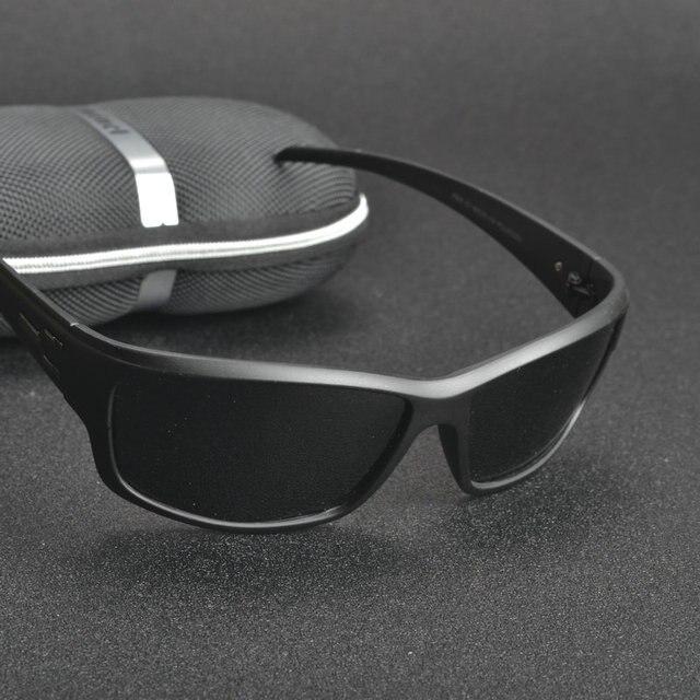 2017 Visão Polarizada Óculos Masculino Óculos de Sol Óculos de Pesca Esportiva  Óculos de Design Da c0310a7183
