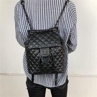 2019 роскошный брендовый дизайнерский женский кожаный рюкзак повседневный рюкзак, сумка для подростков, Школьный Рюкзак Для Путешествий, рюк...