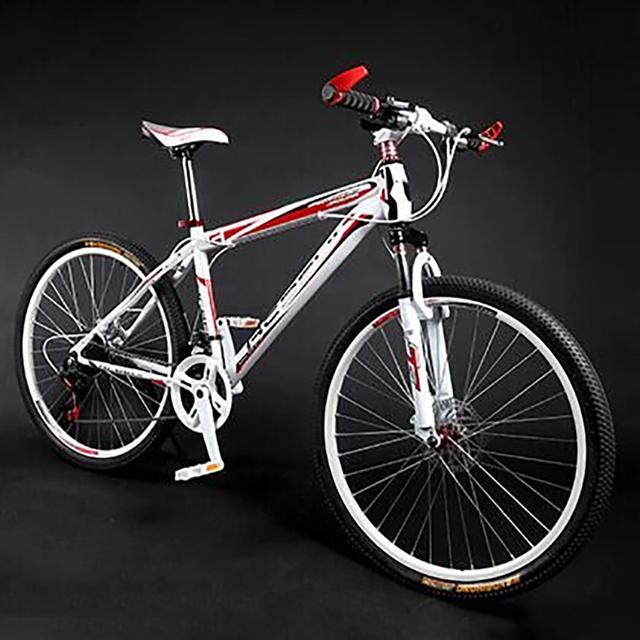 Stal węglowa wysokiej jakości materiał 21 prędkość 26 Cal ćwiczenia jazda na rowerze Manufa Cturer rower górski rower