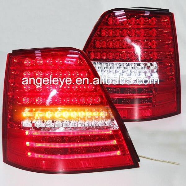 2002 2006 год для Kia Sorento светодиодные задние фонари Подсветка красного цвета WH