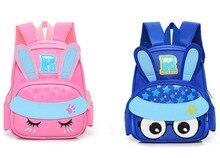 Children Kids School Bags Cute Cartoon Rabit Backpack School Backpacks for Kindergarten Boys Girls mochila infantil