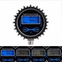 Цифровой датчик давления в шинах автомобильный мотоцикл шины воздуха PSI метр монитор давления 0-230PSI 1/4
