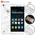 Gooweel M5 Pro смартфон MTK6580 quad core 5 дюймов IPS мобильного телефона 1 ГБ RAM 8 ГБ ROM 5MP + 8MP камера GPS 3 Г сотовый телефон Бесплатно Случай
