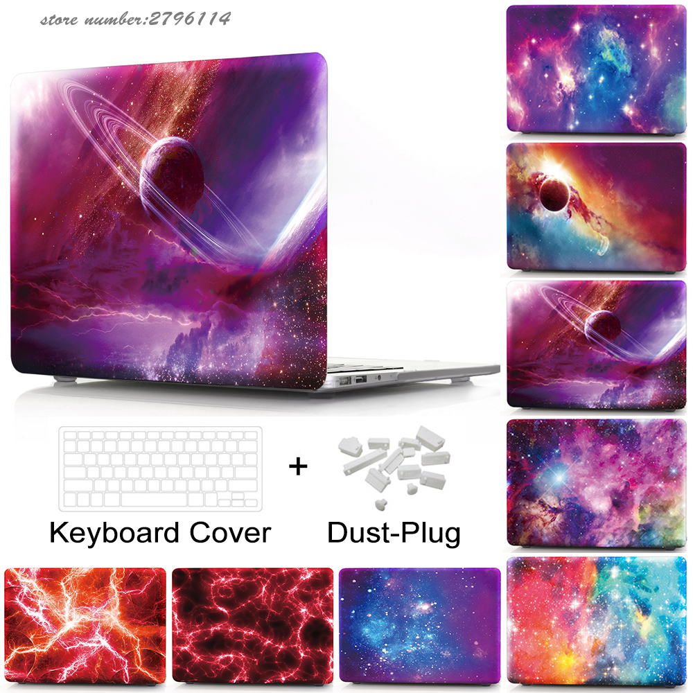 Colorful Sky Case For Apple Macbook Air 13 Case Air 11 Pro