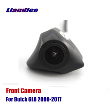 Liandlee AUTO CAM Front View Camera For Buick GL8 2000-2017 2013 2015 2016 Logo Embedded ( Not Reverse Rear Parking )