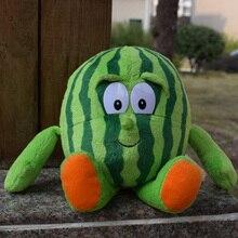 Fruta peluche бобовые brinquedo pelucia плюшевые фрукты, куклы, овощи, игрушки, лимон, мягкая игрушка, банан, водяная вода, ананас Pro