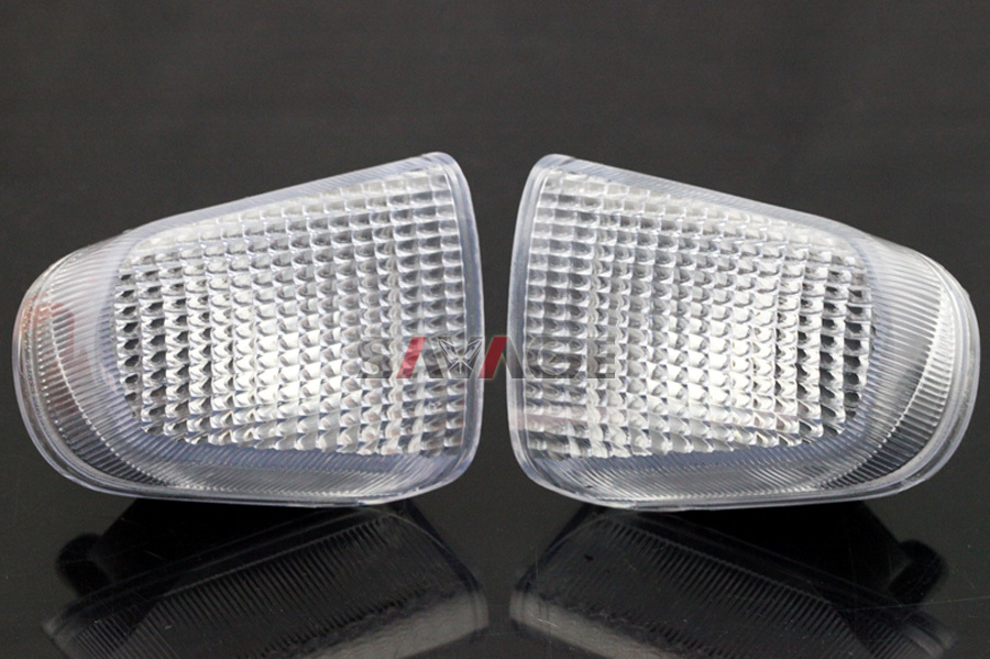 Pour KAWASAKI ZZ-R 1100 ZZR1100 C ZX1100 NINJA 1990-1992 Moto Accessoires Arrière Témoin des Clignotants Lampe Lentille