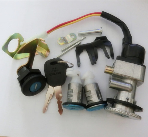 For Electric car lock sets four switches, faucets, power locks free shipping