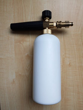 Alta calidad único coche lavadora pistola de espuma lanza espuma lavadora de alta presión generador de espuma lanza de espuma de jabón espumante spayer