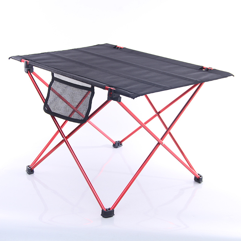 Portable Foldable Lapdesks Folding Table Desk Camping Outdoor Waterproof Aluminium Alloy Ultra-light Durable Lapdesks