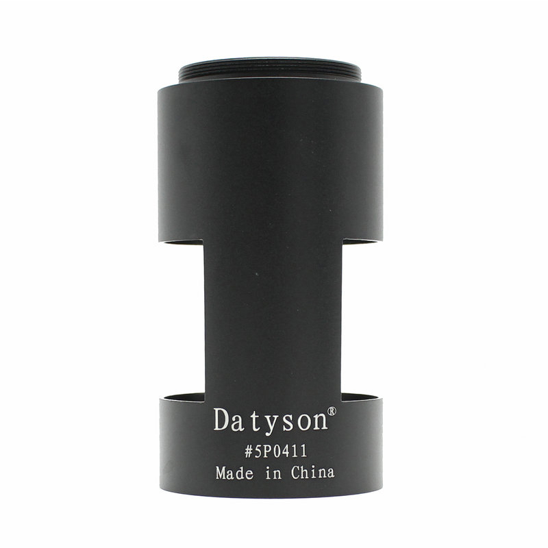 Datyson Spotting Scope T-ring <font><b>Adapter</b></font> for SLR Camera T Sleeve M42 to <font><b>M48</b></font> Thread for Monocular Telescope Lens Multi-combination image