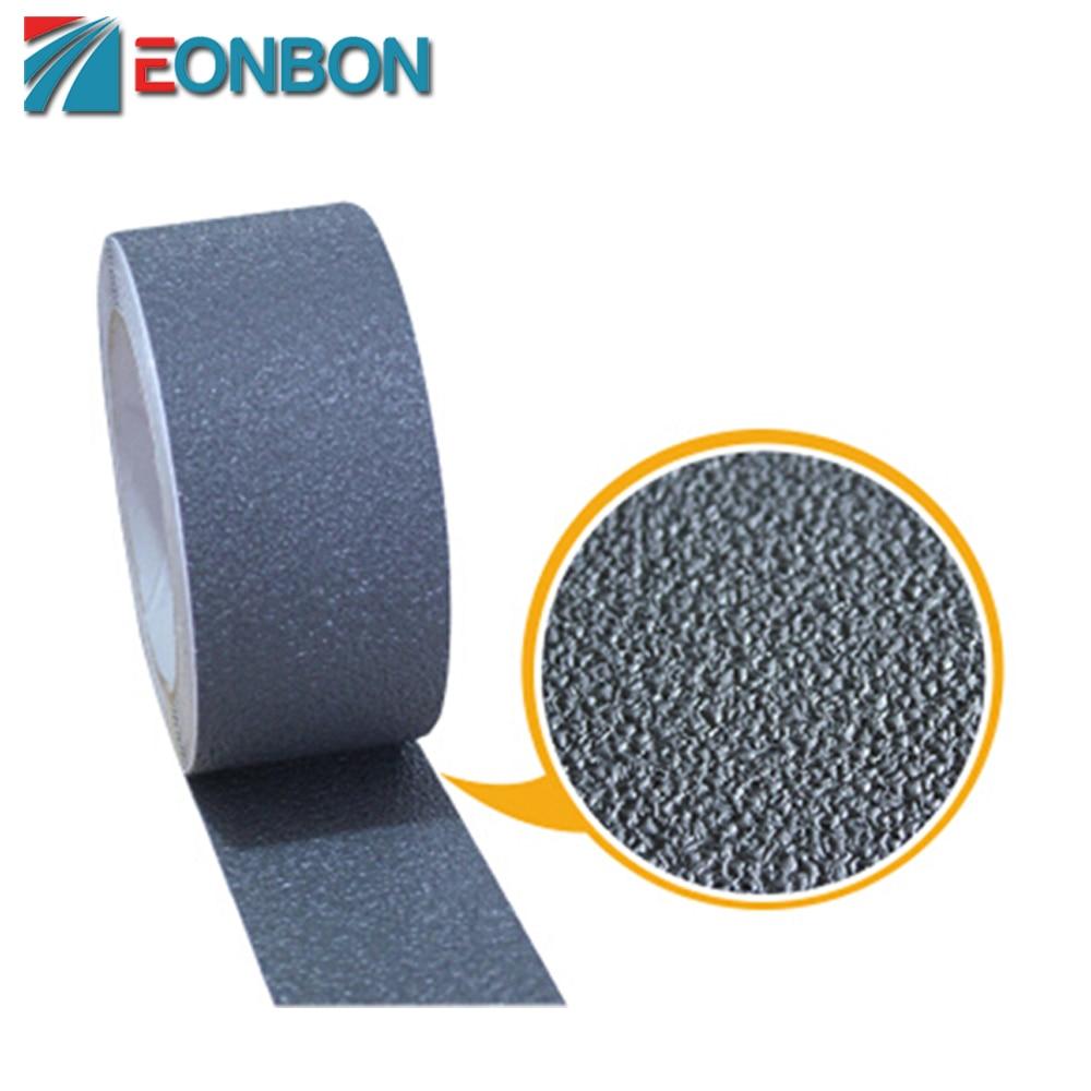 Floor Safety Tape Non Slip Bathtub Tape Sticker Grey PEVA Anti Slip Waterproof Bath Grip Shower Strips Tape 5Mx50MM Клейкая лента