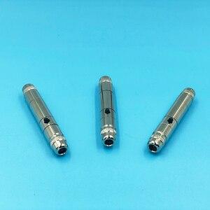 Image 3 - Mini conector Xlr de Metal 3/4/5/6/ Pin macho/hembra, 10 Uds. 100 Uds., adaptador pequeño de Cable en línea