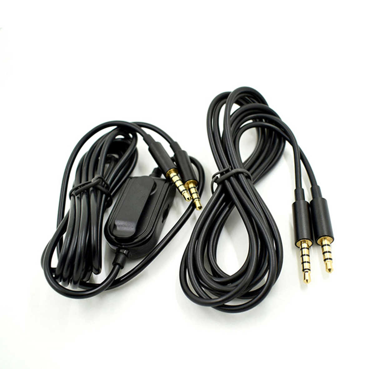 Audio Cable 3 5mm Audio Aux Cable Inline Mute Volume Control