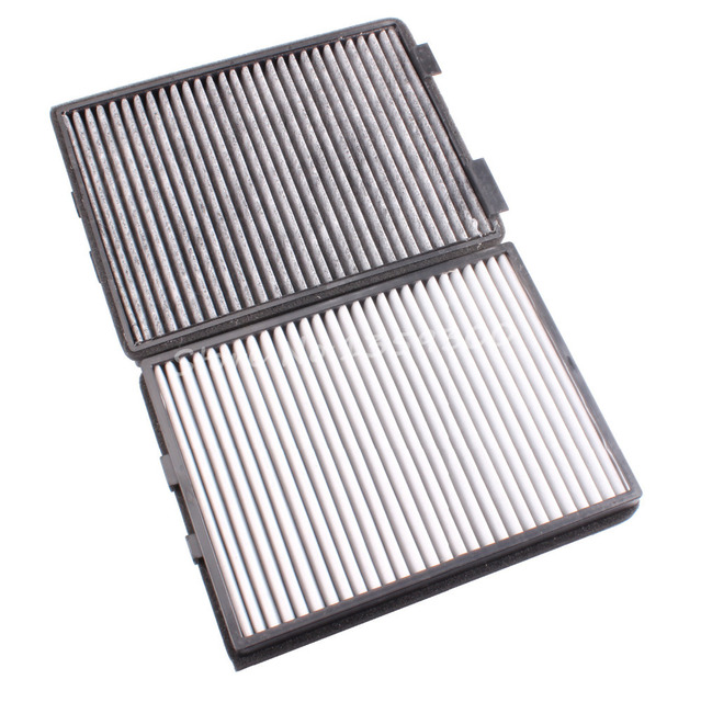new car styling carbon cabin air filter for bmw e39 5