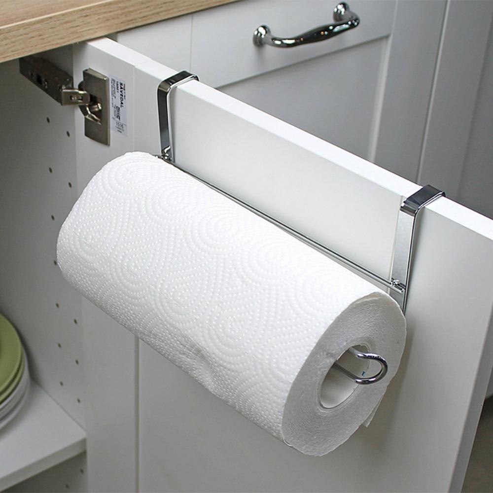 2017 Kitchen Paper Holder Hanger Tissue Roll Towel Rack