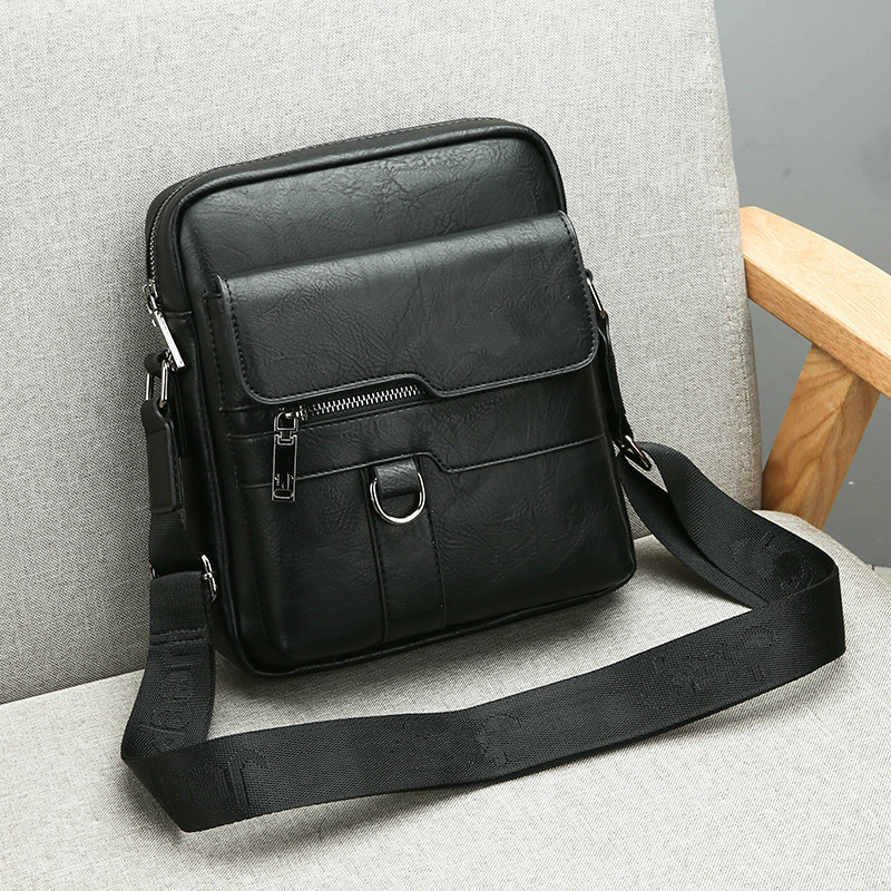 HTB1pm7AeLWG3KVjSZFgq6zTspXaA New Men Briefcase Bags Business Leather Bag Shoulder Messenger Bags Work Handbag 14 Inch Laptop Bag Bolso Hombre Bolsa Masculina