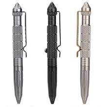 New Self defense Tactical Pen Tactico Militar Personal Defense EDC Portable Pen Aviation Aluminum Alloy Auto Defesa B2 Weapons