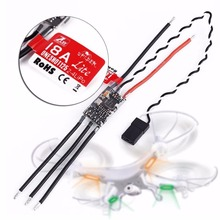 Reliable 18A 2-4S Brushless ZTW Spider Lite ESC for F300 F330 Quadcopter RC