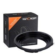 K & f concepto lente pentax 645 a hassel cámara hasselblad hb lente adaptador de montaje envío gratis